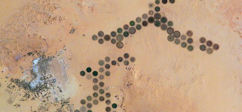 Al-Kufrah/Libyen