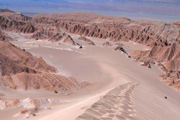 Die Wüste Atacama