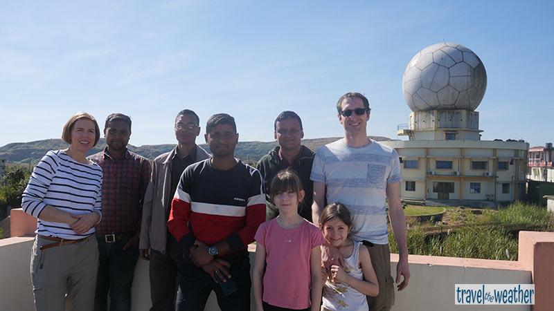 Cherrapunji-Meteorological-Radar