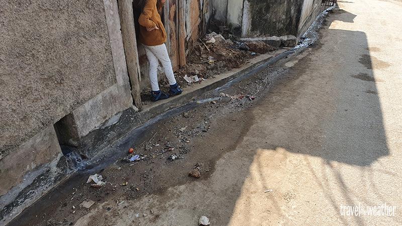 Abwasser in Indien