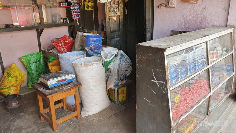 Einkauf in Indien