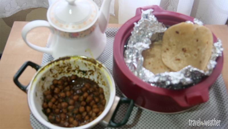 Frühstück Shillong
