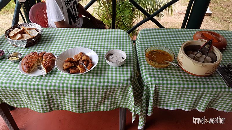 Frühstück Kerala