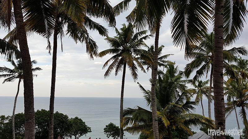Meerblick ocean cliff view