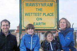 Mawsynram nassester Ort