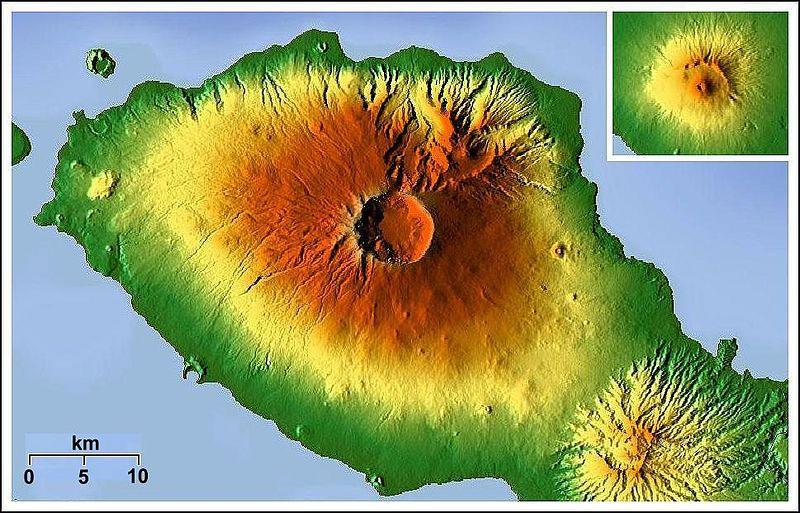 Diese Graphik mit dem Größenvergleich Tambora zum Vesuv