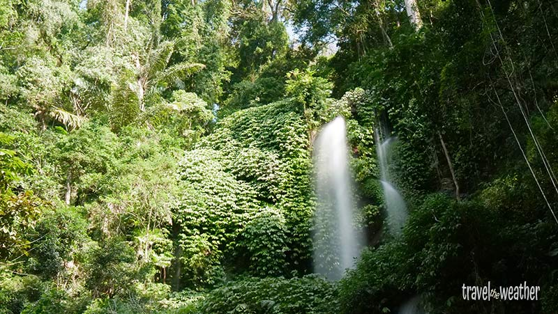 Wasserfall Sendang Gile