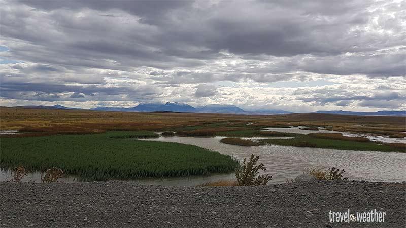 Der Blick über Patagoniens endlose Weite.